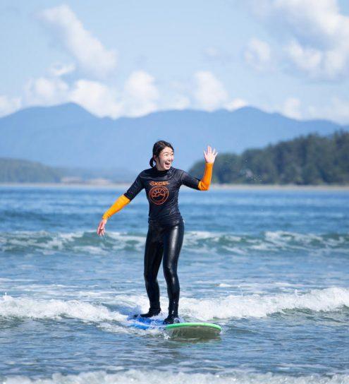 Pacific Surf Tofino