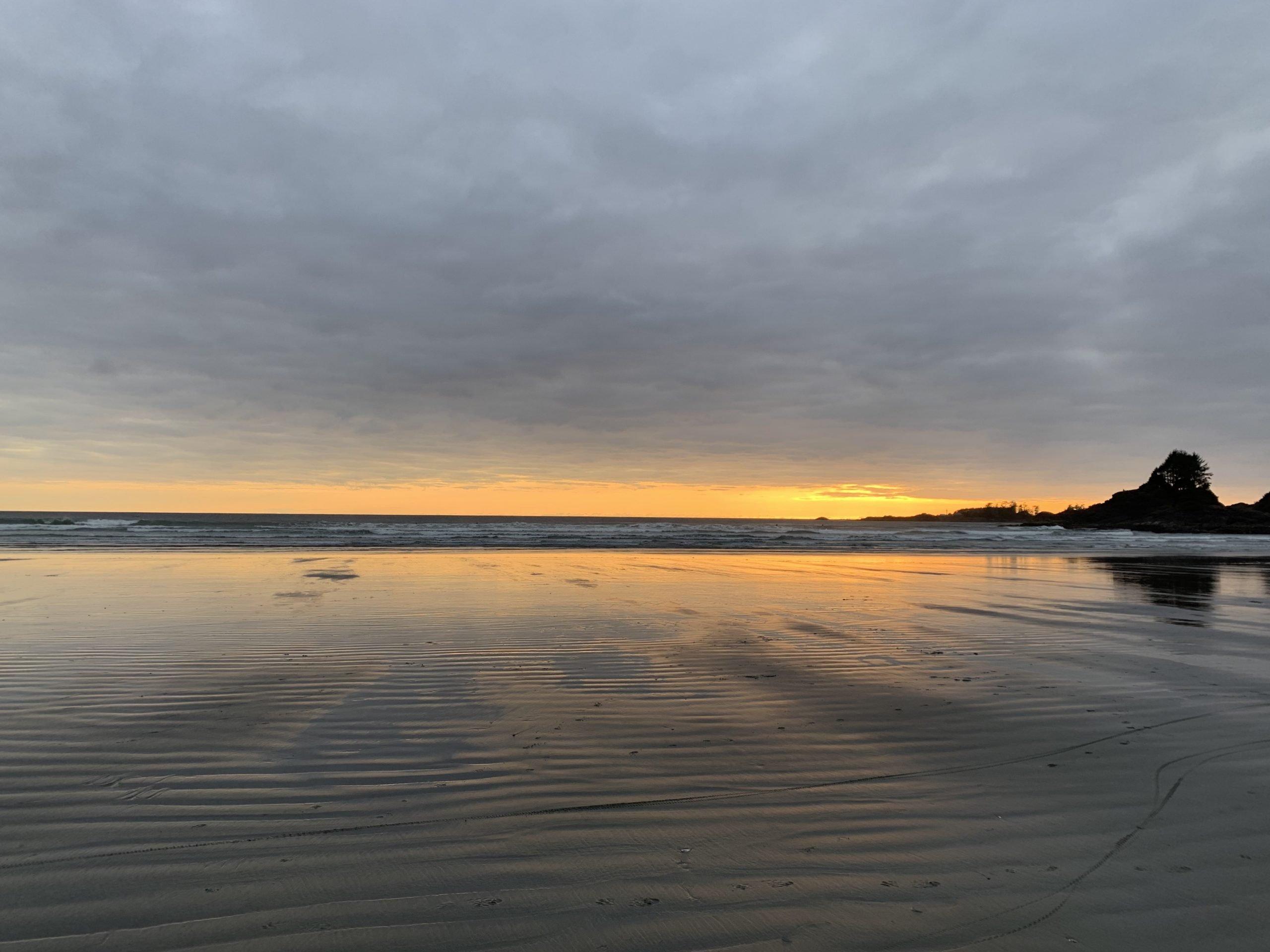Cox Bay Beach Tofino