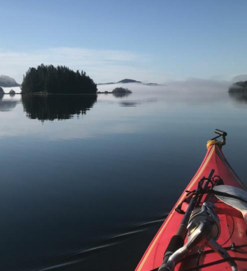 Ocean Kayaking Tofino BC