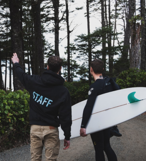 Surfgrove Staff - Join our team