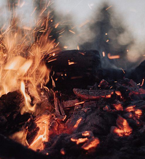 Campfire - Surf Grove Tofino